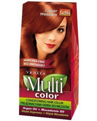 Multi Color - 6.46 Miedziany 50ml - Venita
