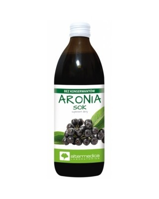 Aronia sok 500ml – AlterMedica